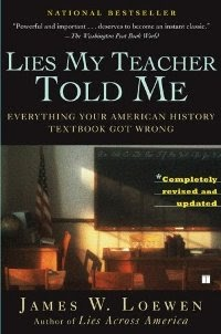 The Maiden's Court: Book Review: Lies My Teacher Told Me ...