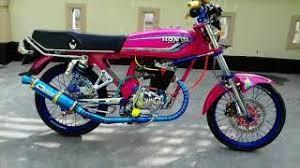 80+1 Gambar Honda GL 100 Modif Terbaik