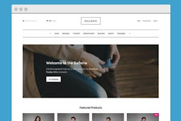 FREE WooThemes Galleria WooCommerce Themes