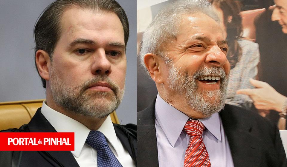 URGENTE: Toffoli autoriza Lula a encontrar familiares fora da cadeia