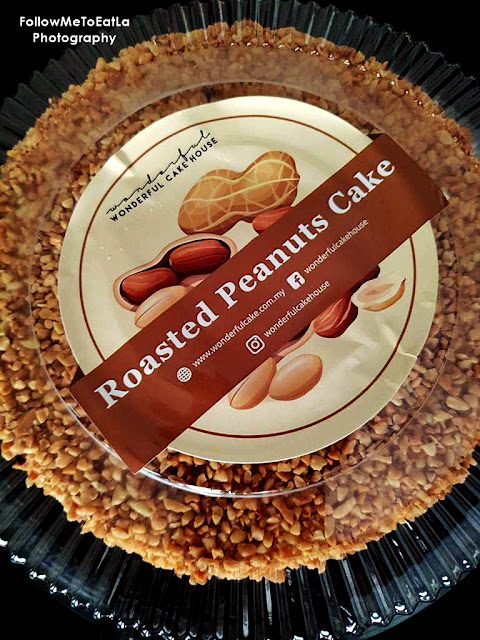 Wonderful Cake Offers Classic Old-Fashioned Roasted Peanuts Cake & Chocolate Rice Cake