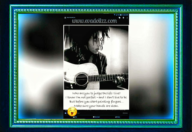 Sang Legenda: Bob Marley.