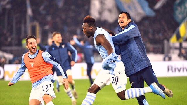 Lazio vs Juventus Highlights