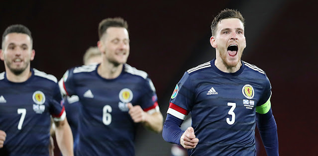Scotland vs Israel – Highlights