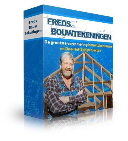 Freds Bouwtekeningen Pakket