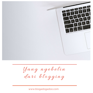 blogger nyebelin