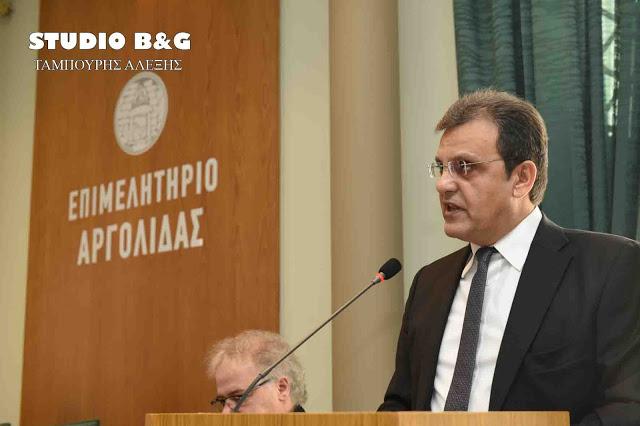 Τι ζητάει με επιστολή του το Επιμελητήριο Αργολίδας από  τον Υπουργό Οικονομικών κ. Χρ. Σταϊκούρα