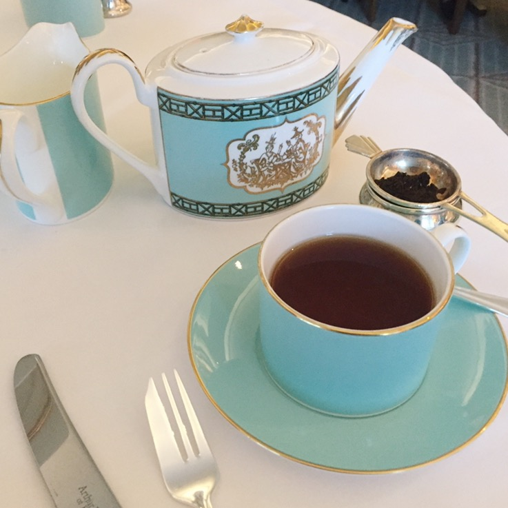 Afternoon Tea Fortnum and Mason