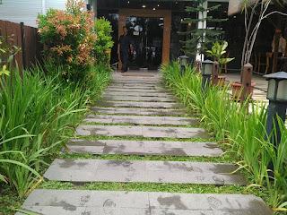 Teras Cafe Pilastro, Medan
