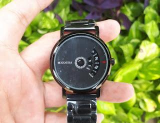 Micocoa MC1825 Creative Ball Rotation Men Watches Sports Quartz Wristwatches
