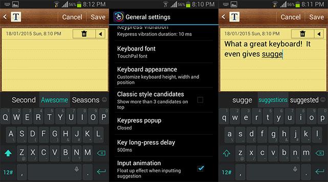 Cara merubah Keyboard Android menjadi Material Design