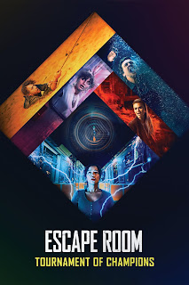 Escape Room: Tournament of Champions [2021] [DVDR] [NTSC] [Latino]