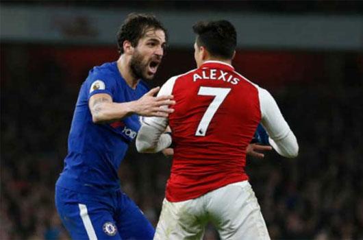 Video Arsenal - Chelsea: Tiệc lớn 4 bàn, trái phá phút 90+2 1