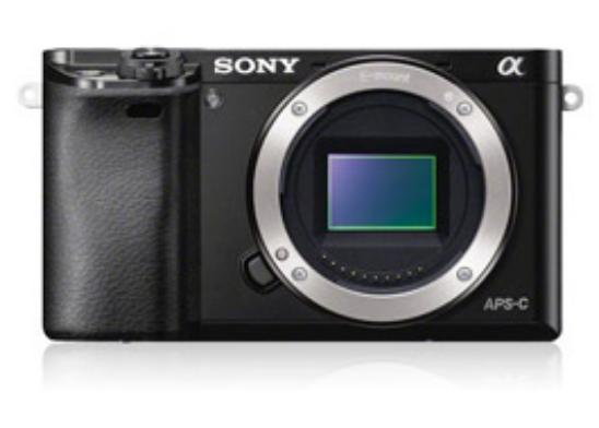 Sony A6000 sensor