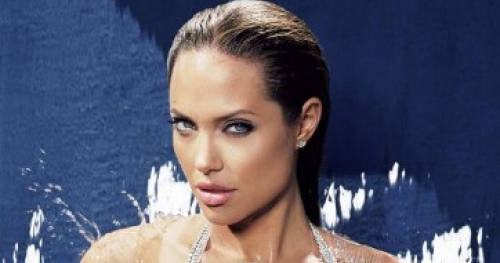 Angelina Jolie Hot Video Revealed part 2 - Rihanna Collection Videos