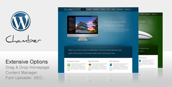 Chamber for Business Corporate Software Company Wordpress Theme Free Download by ThemeForest.