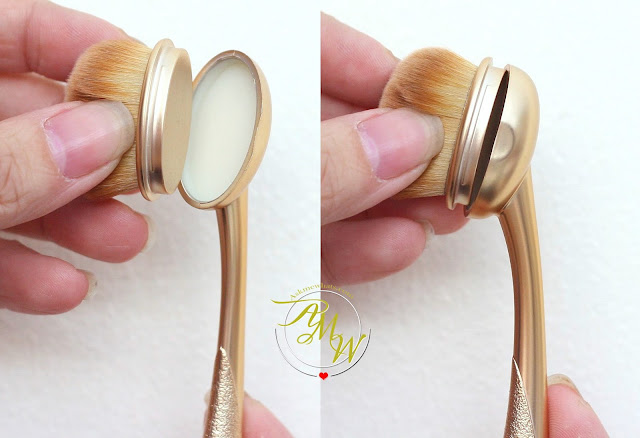 A photo of Etude House My Beauty Tool Secret Brush 121 Face