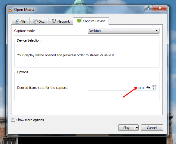 menggunakan-VLC-as-a-Screen-Recording-Tool-Frame-rate-1