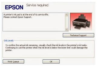 2 Way How To Resetter Epson L110 Using Resetter Epson Printer AdjProg