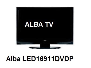 Alba LED16911DVDP