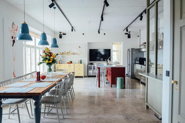 Anni Arro Studio Kitchen