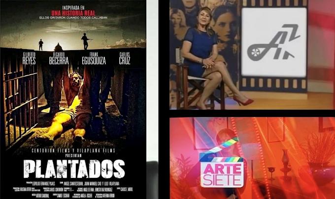 """Noticia de último minuto: joven funcionario del ICRT es sancionado por querer poner la película """"Plantados"""" en el programa Arte 7"""