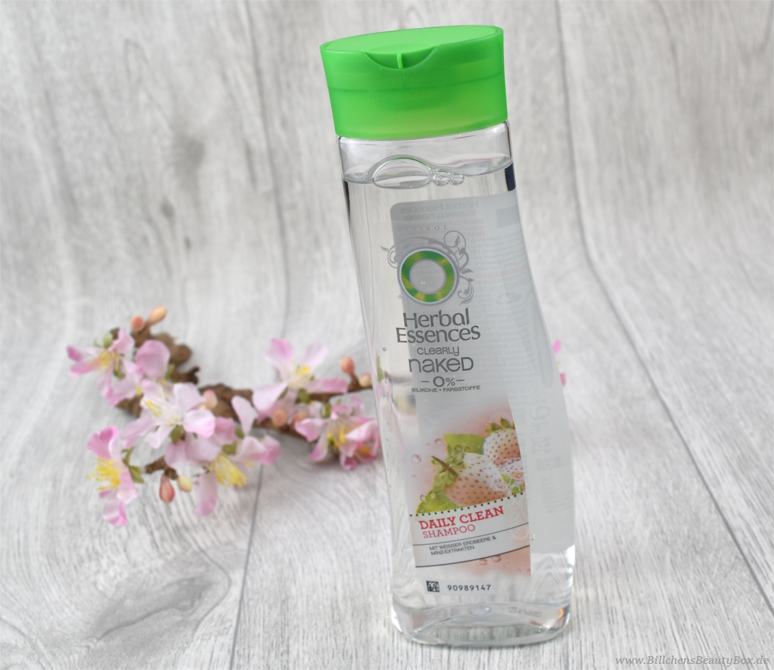 fem.box - Oktober - Herbal Essences