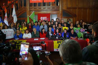 Unidad Social anuncia huelga general si no  se toman medidas para proteger a los trabajadores  ante el COVID-19