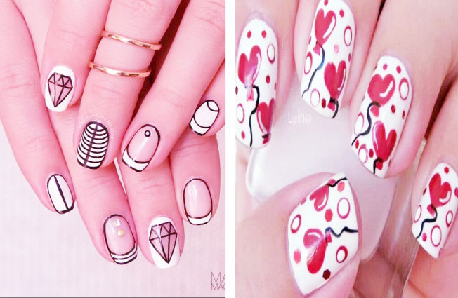 Nail Art How To Get Cute Element
