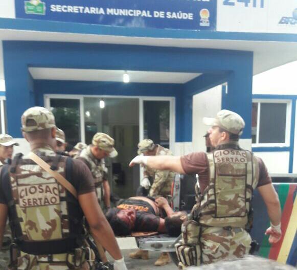 Agreste Em Alerta A Not 237 Cia Levada A S 233 Rio Em Ibimirim