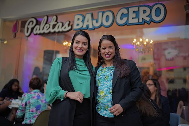 Danya Castro y Ivette Casado