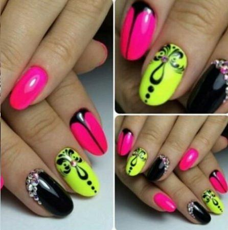 Cool Nail Designs For Short Nails Nazje Blog