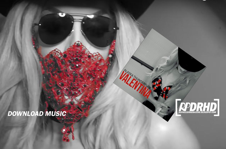 Exclusive, Music, Alaska Thunderfuck, Valentina - Single (iTunes Plus AAC M4A, 2018)