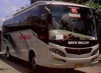Informasi Rute dan Tarif Tiket Bus Bayu Megah jurusan Semarang, Purwodadi, Wirosari, Ngawen, Sragen