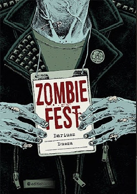 """Zombie Fest"" - Dariusz Dusza"