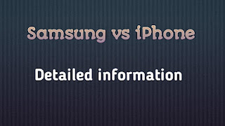 samsung galaxy S20 ultra vs iphone 11 pro max compairison