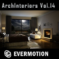 Evermotion Archinteriors vol.14 室內3D模型第14季下載