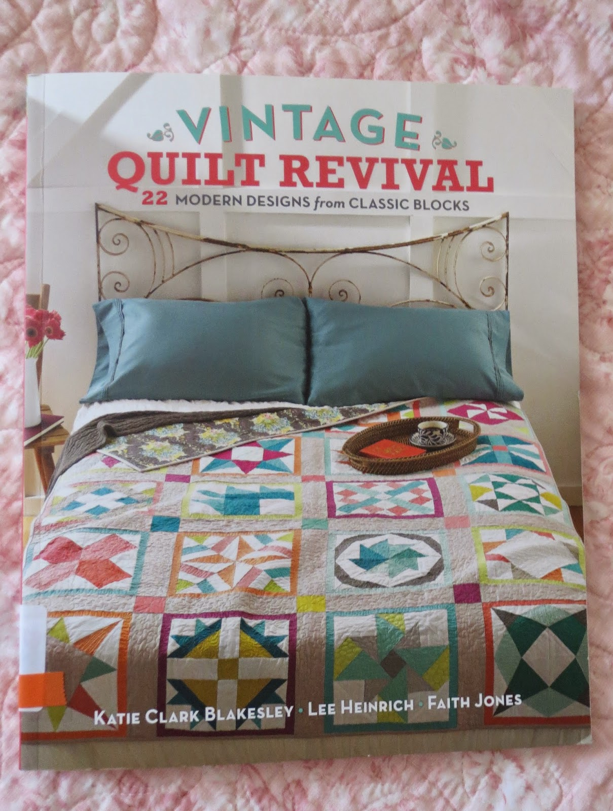 Quilting On Main Street Vintage Quilt Revival  Book Review