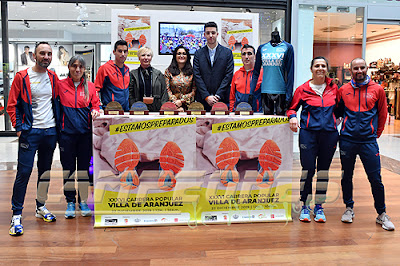 Carrera Popular Aranjuez 2019