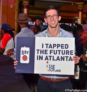 WINNER OF TAP THE FUTURE ATLANTA