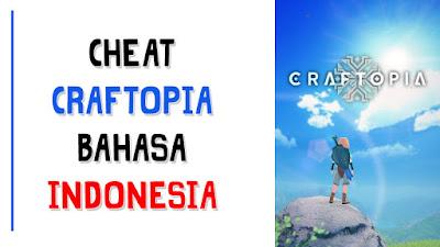 Aplikasi Trainer Craftopia terbaru 2020