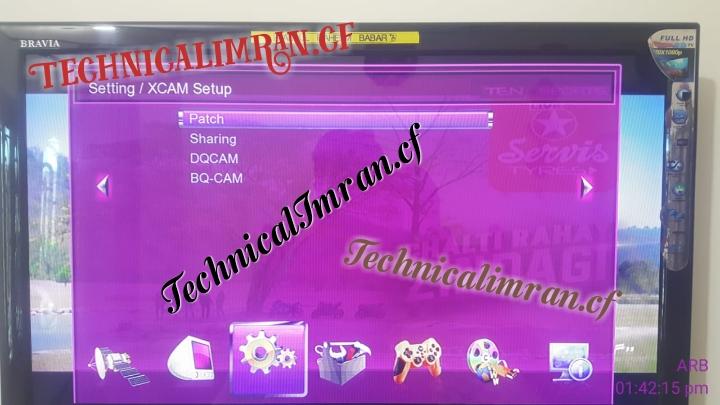 Sphe 1506G,1506c Access control 4mb Sony Ten Sports ok AutoRoll