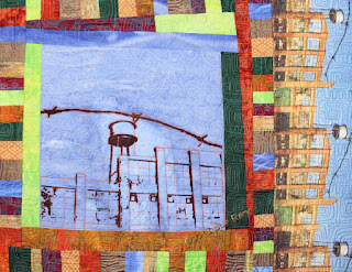 Silk Mill #1, by Sue Reno, detail 2