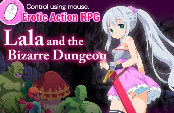 [H-GAME] Lala and the Bizarre Dungeon English