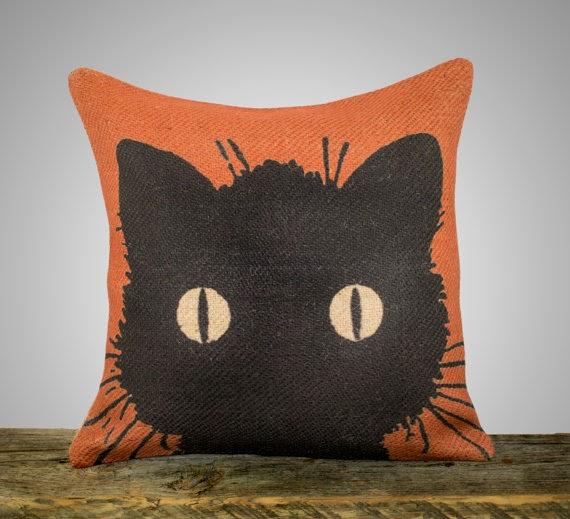 Mystery Playground: Halloween Pillows