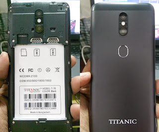 Titanic T-70 Flash File All Version ( T-70 Firmware ) 100% Tested
