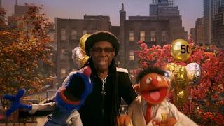 Sesame Street's Anniversary Celebration