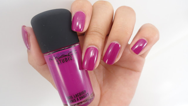 Mac Nail Lacquer - Like My Gown