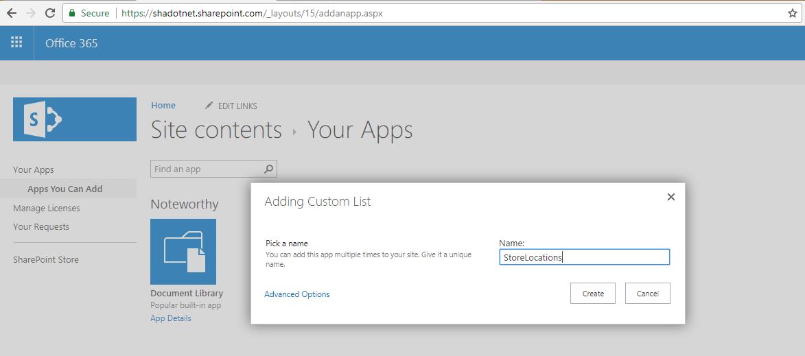 Techtalks lk - Sharepoint SPFx CRUD operations on Lists