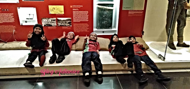 Kembara Ilmu Tahun 1 | Izzat Melawat Kuala Lumpur Dengan Kawan-Kawan